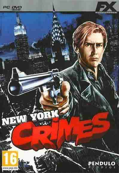 Descargar New York Crimes [PCDVD][FX Interactive] por Torrent